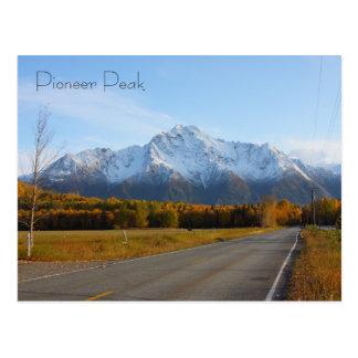 Pioneer Peak Postcard