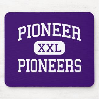 Pioneer - Pioneers - High - Ann Arbor Michigan Mouse Pad