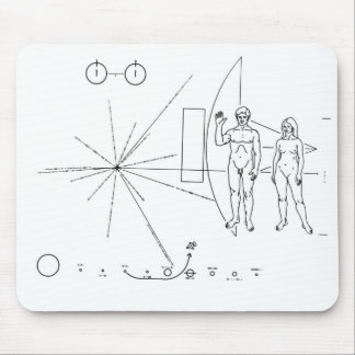 Pioneer Plaque Mouse Pad