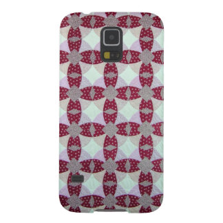 Pioneer Quilt Pattern Galaxy S5 Cases