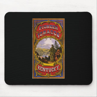 Pioneer Tobacco Kentucky Mouse Pad