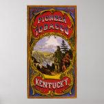 Pioneer Tobacco Kentucky Print