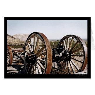 Pioneer Wagon R14 Card