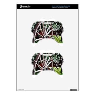 Pioneer Wagon Wheel Xbox 360 Controller Skin