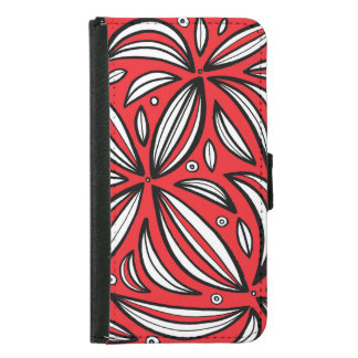 Pioneering Convivial Whole Faithful Wallet Phone Case For Samsung Galaxy S5