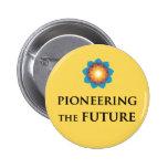 Pioneering Future Pin
