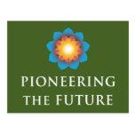 Pioneering Future Post Card