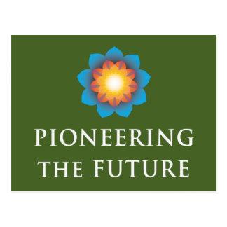 Pioneering Future Postcard