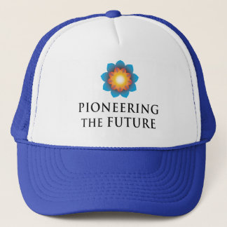 Pioneering Future Trucker Hat
