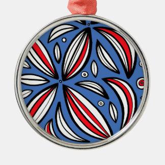 Pioneering Stupendous Bravo Earnest Metal Ornament