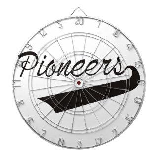 Pioneers Dartboard