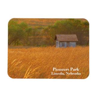 Pioneers Park Premium Magnet  #1 010