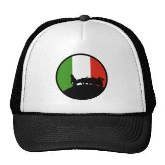 PIONERO ITALIANO GORROS BORDADOS
