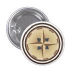 Pioneros - botón pins