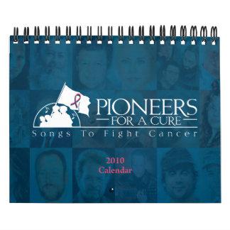 Pioneros para un calendario de la curación 2010