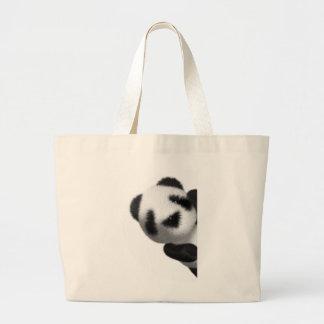 píos de la panda del bebé 3d bolsa