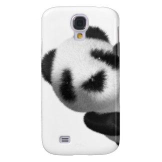 píos de la panda del bebé 3d funda para galaxy s4