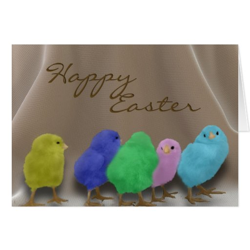 Píos de Pascua Tarjetas