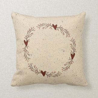Pip Berry Hearts Pillow