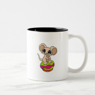 Pip Mouse Tshirts and Gifts Two-Tone Coffee Mug