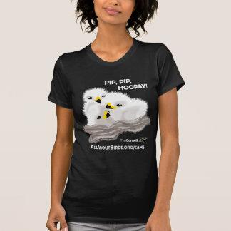 """""""Pip Pip Hooray!"""" Hawk Nestlings Shirt"""