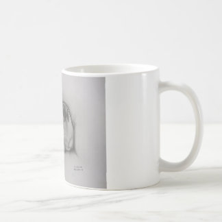 Pip the Dog Classic White Coffee Mug