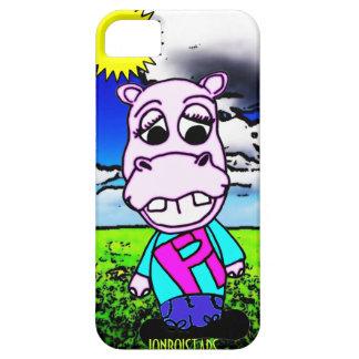 pipa-ho el hipopótamo funda para iPhone SE/5/5s
