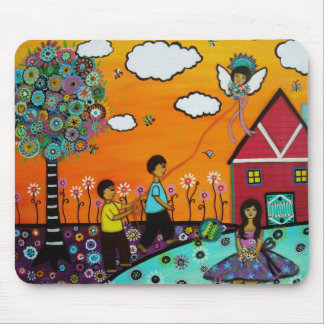 pipangelo art mouse pad