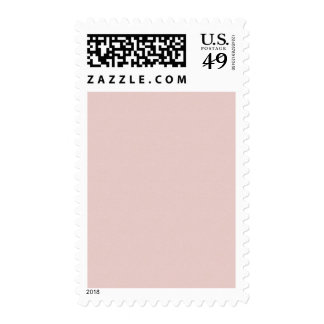 PIPB SOFT SOOTHING SOLID PINK PASTEL BLUSH BACKGRO POSTAGE