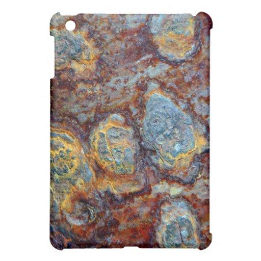 Pipe Blisters Beautiful Grunge Rust Pern iPad Mini Covers