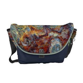 Pipe Blisters Messenger Bag