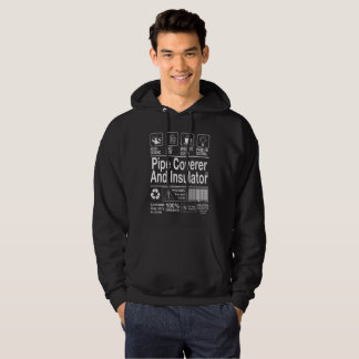 Pipe Coverer And Insulator Hoodie