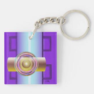 Pipe Dreams Keychain