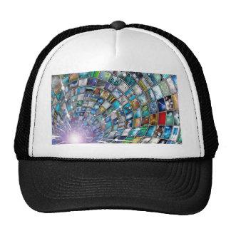 Pipe Mesh Hat