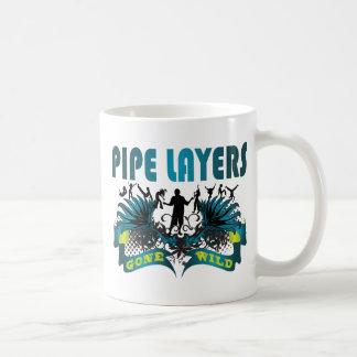 Pipe Layers Gone Wild Coffee Mug