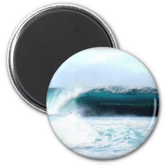 Pipe Line Hawaii 2 Inch Round Magnet