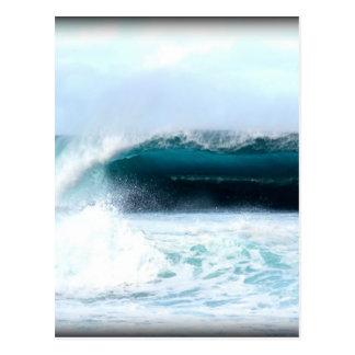 Pipe Line Hawaii Postcard
