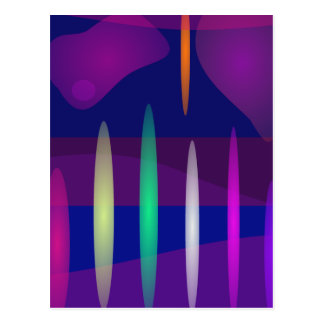 Pipe Organ Art Postcard