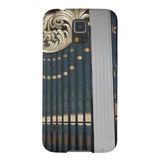 Pipe organ galaxy s5 cover