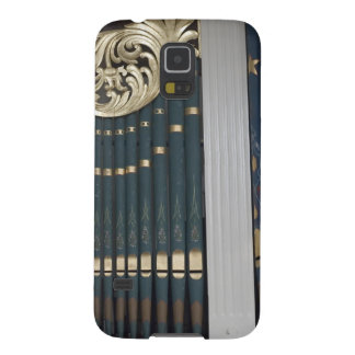 Pipe organ case for galaxy s5