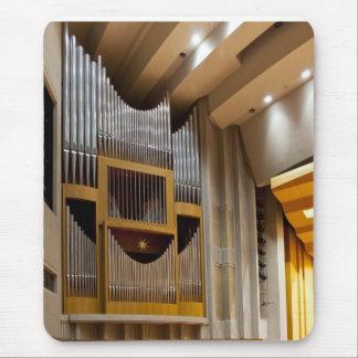 Pipe organ in Fukuoka, Japan - mousepad