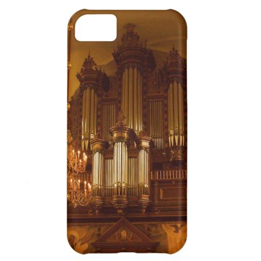 Pipe Organ iPhone 5 case