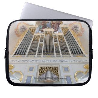 pipe organ laptop case