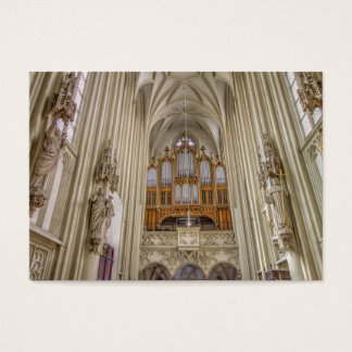 Pipe Organ Maria Am Gestade Business Card