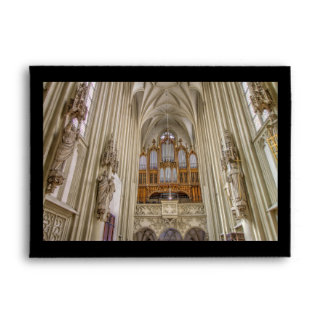 Pipe Organ Maria Am Gestade Envelope