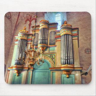Pipe Organ Mouse Pad