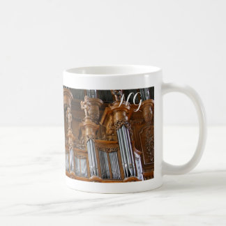 Pipe organ mug - Albi, France