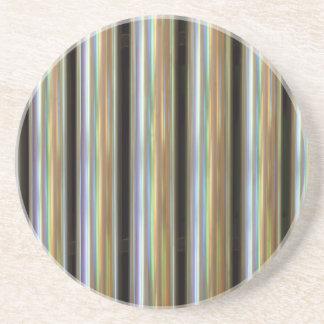 Pipe Organ Pattern Coaster
