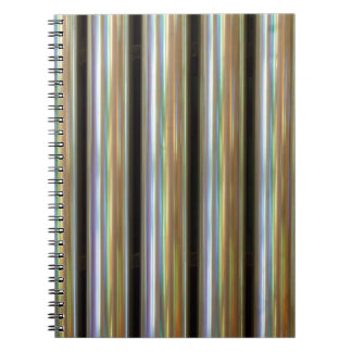 Pipe Organ Pattern Notebook
