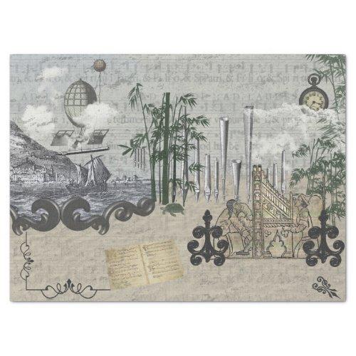 Pipe Organ Pipe Dream Tissue Paper